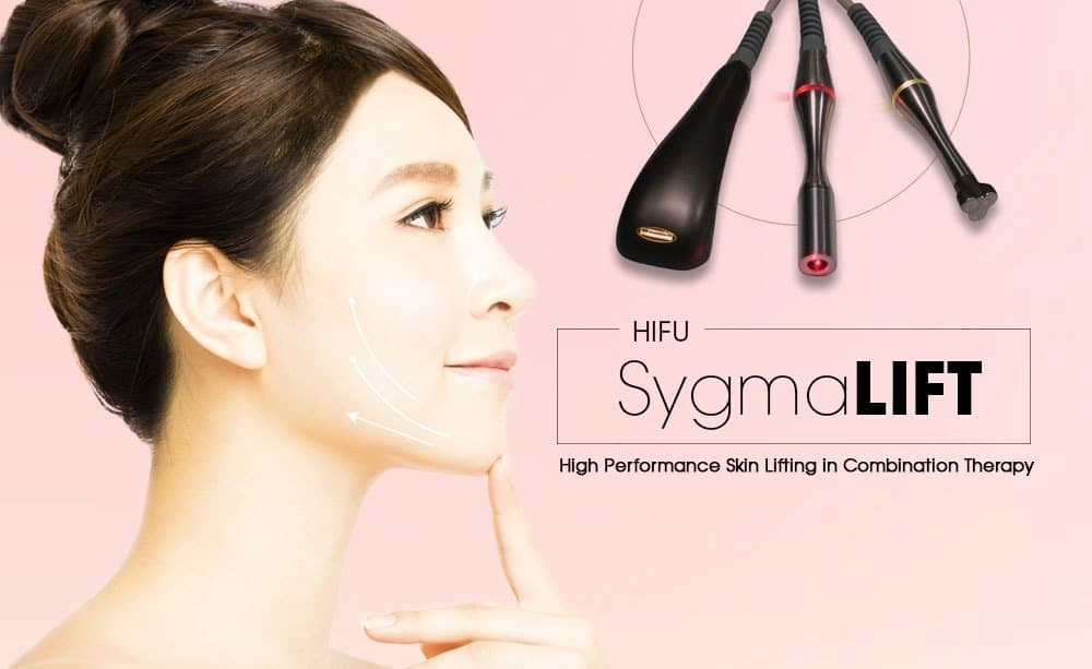 HIFU Sygmalift face lift in Singapore
