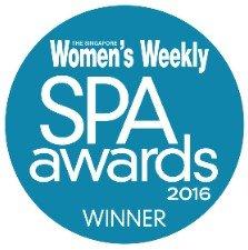 Women's Weekly SPA awards 2016 WINNER