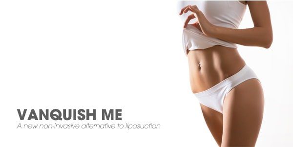Vanquish me liposuction alternative